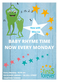 Rhymetime monday